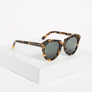 Karen Walker The Number One Sunglasses, Crazy Tort